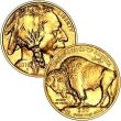 [1 oz. Gold Buffalo Coin  .9999]