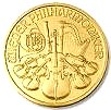 [Vienna Philharmonic Gold Coin  .9999]