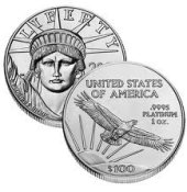 [American Eagle Platinum Coin  (all dates)]