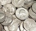 [90% Silver Coins Quarters]