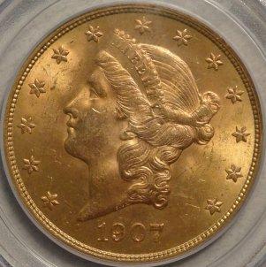 1907-P MS64 PCGS $2,995.00