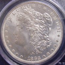 Lovely Gem 1883-O Silver dollar!