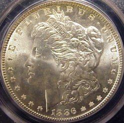 Gem certified MS65 (PCGS)