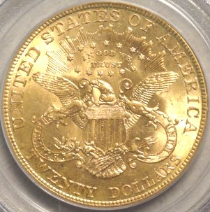 (reverse)Better quality 1904-P  MS63 PCGS $1,695.00