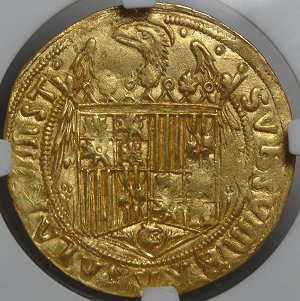 (reverse)Certified Historical Columbus $6,295.00