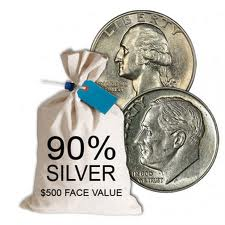 Specials on 90% silver coin!
