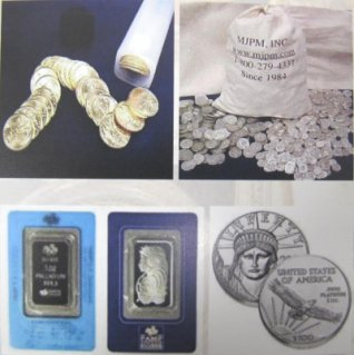Your source for Gold & Silver coins!